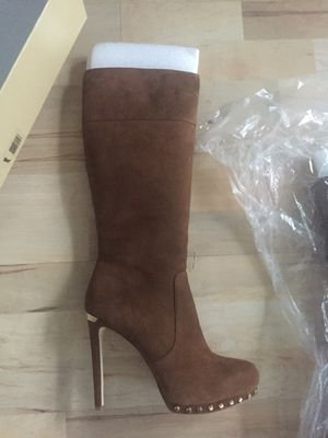 Michael Kors Ailee Tall Boots Size 8M for Sale in Coronado, CA