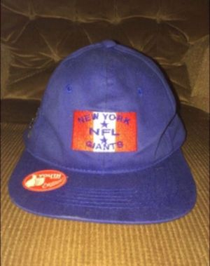 Old style youth New York Giants baseball cap for Sale in Milnesville, PA
