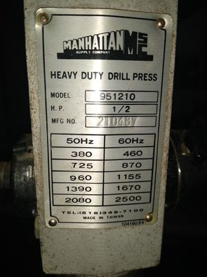 Drill press for Sale in Notre Dame, IN