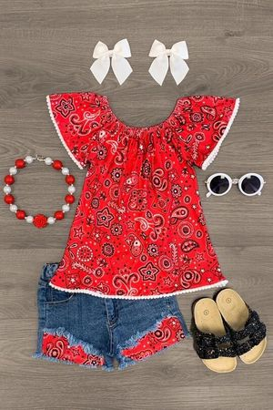 NETI Various Design Children Clothes Boutique Summer Kids Baby Girls Clothing Set for Sale in North Miami Beach, FL