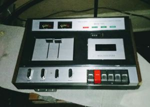 VINTAGE TAPE DECK!! Dolby Stereo Cassette Deck for Sale in Gainesville, FL