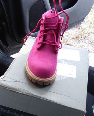 New hotpink timberlands for Sale in Kansas City, MO