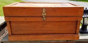 "Antique Carpenter's Tool Box 33"" L 19"" W 16"" H for Sale in Williamsport, PA"
