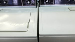 Washer and dryer Kenmore gas dryer for Sale in Dearborn, MI
