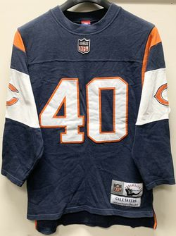 Reebok NFL Gridiron Classic Gale Sayers Chicago Bears Medium M Sweater for Sale in Palos Hills,  IL