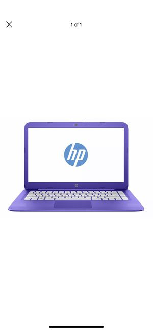 "HP Stream 14-ax020wm 14"" (32GB, Intel Celeron, 1.60GHz, 4GB) Notebook/Laptop... for Sale in Richmond, VA"