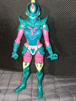 Power Rangers Action Figure Evil Mellow Green Chameleon Rare for Sale in Tigard,  OR