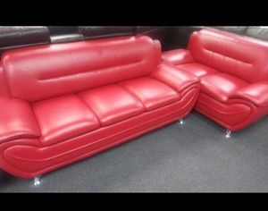 Brand New Sofa Plus Love Seat. Brand New in Box. ($40 down. No credit check Financing) for Sale in Hialeah, FL