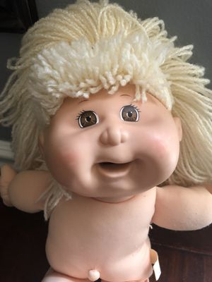 """Vintage """"snack time"""" cabbage patch doll for Sale in Burke, VA"""
