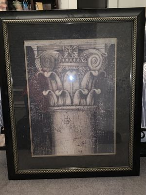 """39"""" x 47"""" framed picture for Sale in Payson, AZ"""
