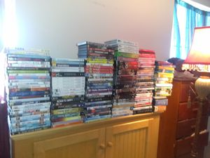 150 DVD'S for Sale in Penfield, NY