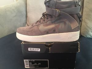 NIKE AIR JORDAN AIR FORCE 1 - SF AF1 for Sale in Denver, CO