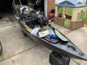 KAYAK NATIVE ULTIMATE FX13 PROPEL for Sale in Redford Charter Township, MI