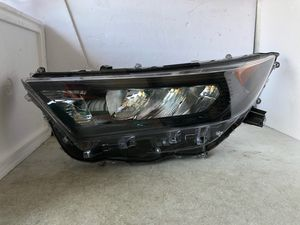 2019 2020 Toyota Rav4 Headlight LED Black Bezel Left Headlamp OEM Clean for Sale in Nashville, TN