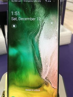 samsung s10 128 gb unlocked great condition for Sale in Boston,  MA