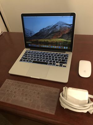 Apple MacBook Pro with Apple Magic Mouse for Sale in Orlando, FL