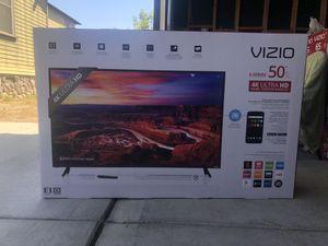 """Vizio 50"""" 4K XLED Smart TV Ultra HD with XHDR E Series SmartCast, E50-E1 for Sale in Pomona, CA"""