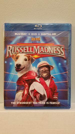 NEW Russell Madness - Blu-ray Movie for Sale in Hampton, VA