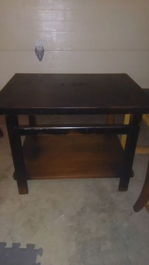 Doubled shelved Side Table for Sale in Springfield, MO