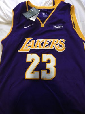 50ec2a34d73c New and Used Lakers jersey for Sale in Jurupa Valley