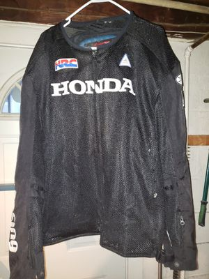 3XL Mesh Honda Motorcycle jacket for Sale in Baltimore, MD