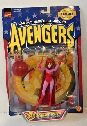 1997 Scarlet Witch Action Figure New for Sale in Baltimore, MD