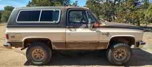 1985 Chevy K5 Blazer for Sale in Show Low, AZ