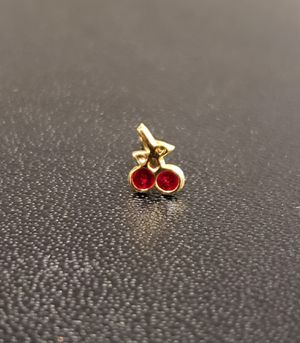 14k Gold Cherry Nose Ring for Sale in Fresno, CA