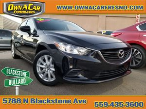 2016 Mazda Mazda6 for Sale in Fresno, CA