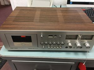 Akai tape recorder GXC-760D tape recorder duplicator pro audio BCP007265 for Sale in Huntington Beach, CA