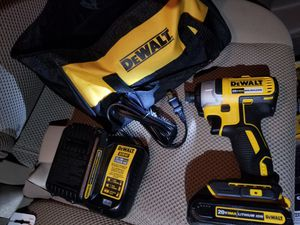 Dewalt Impact Drill (20v) for Sale in Lexington, NC