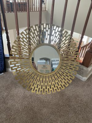 Wall art mirror for Sale in Phoenix, AZ