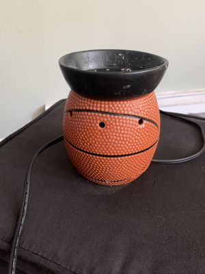 Basketball style Scentsy wax warmer. for Sale in Brooklyn, NY