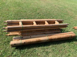 Rustic Log Beds! for Sale in Osseo, MI