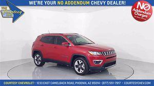 2019 Jeep Compass for Sale in Phoenix, AZ