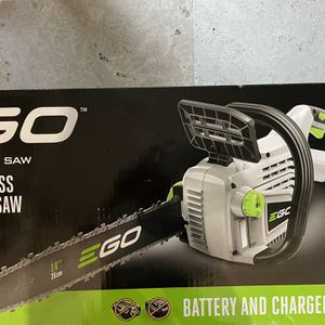 "Ego Power Chain Saw 14"" for Sale in Miami, FL"