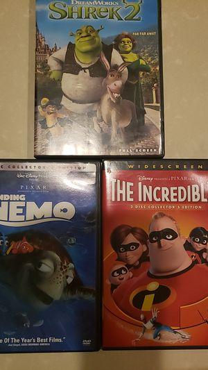 Kids Movies DVD for Sale in Port Orange, FL
