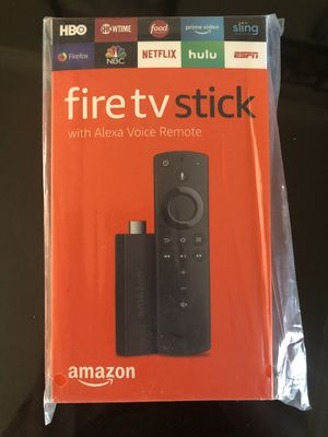 New! Fire TV stick! One left! for Sale in Fullerton, CA