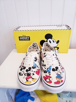 Vans Mickey Mouse Sz 9 ½ Men for Sale in Laguna Beach, CA