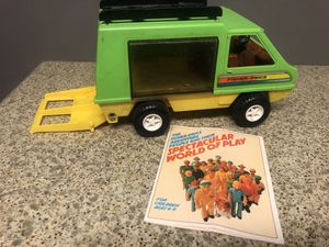 Vintage Fisher Price adventure van for Sale in Affton, MO