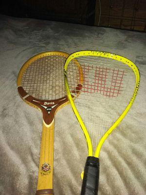 Wilson and Davis tennis rackets for Sale in Phoenix, AZ