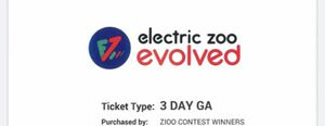 Electric Zoo 2019 for Sale in Southbury, CT
