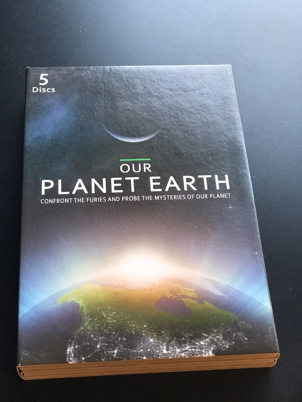 Our Planet Earth - Collectors DVD Set