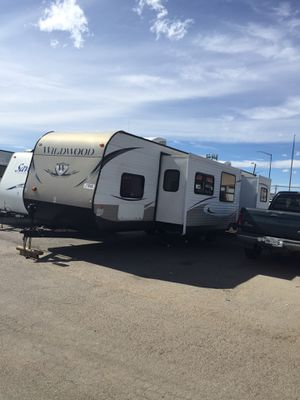 RV 2014 clean title for Sale in El Paso, TX