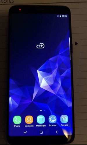 Samsung Galaxy S9+ / S9 Plus CLONE 64GB Midnight Black UNLOCKED GSM NEW for Sale in Beverly Hills, CA