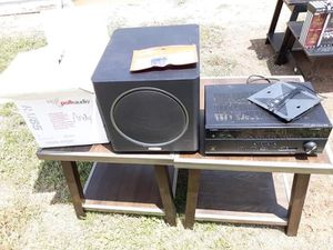 $1400 home surround system for Sale in Pickens, SC