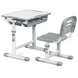 Height Adjustable Children Kids Study Desk Table Chair Set Ergonomic for Sale in Redlands, CA