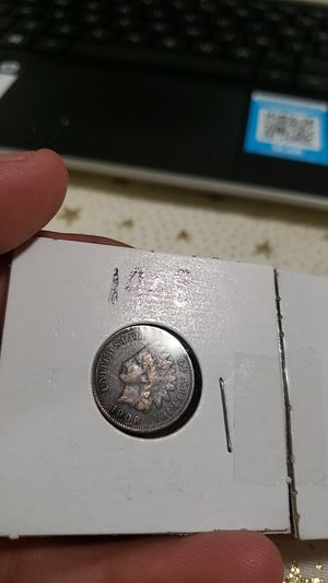 Indian head penny for Sale in Germantown, MD