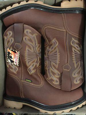 Buffalo Steel Toe Work Boots Size 6-12 for Sale in Downey, CA