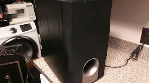 ONKYO POWERED SUBWOOFER MODEL SKW-540 for Sale in Arlington, TX